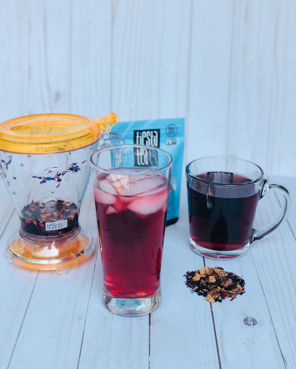 Tiesta Tea Blueberry Wild Child Flavor