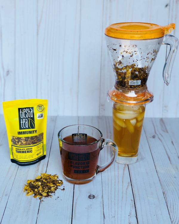 Tiesta Tea Chocolate Ginger Tea
