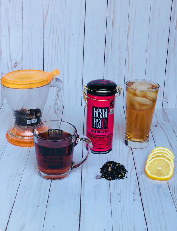 Tiesta Tea Passionberry jolt