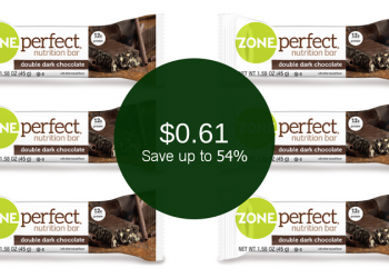 ZonePerfect Bars for as Low as $0.61 Each