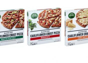 Open Nature Cauliflower Crust Pizza – New at Safeway