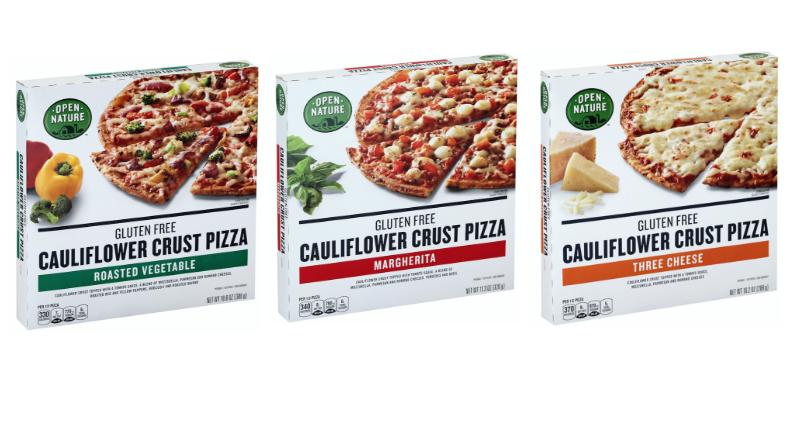 open_Nature_Cauliflower_Crust_pizza_Flavors