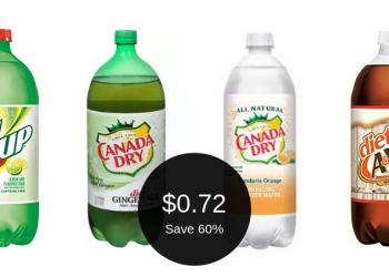 7Up Sale and Coupon Offers = 2 Liters for as Low as $0.72