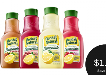 Florida's Natural Alex 's Lemonade Stand Deal = as Low as $1.24