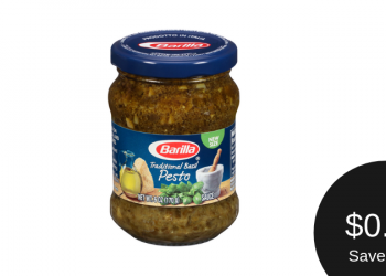 Barilla Pesto Coupon Deal = as Low as $0.50