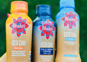 Bhakti Chai – Dairy Free, Soy Free Iced Chai Beverage – New at Safeway