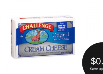 Challenge Cream Cheese Deal = as Low as $0.24