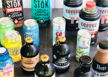 Now Trending…. Cold Brew Coffee – New Brands at Safeway