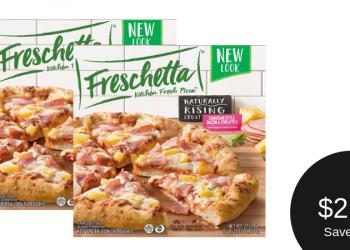 Freschetta Pizza for as Low as $2.79