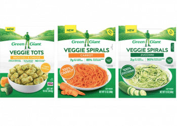 Green Giant Riced Veggies or Veggie Spirals for $1.47 at Safeway After the Deal