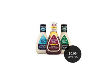 Ken's Dressing Coupon, Pay $0.99 for a Bottle at Safeway