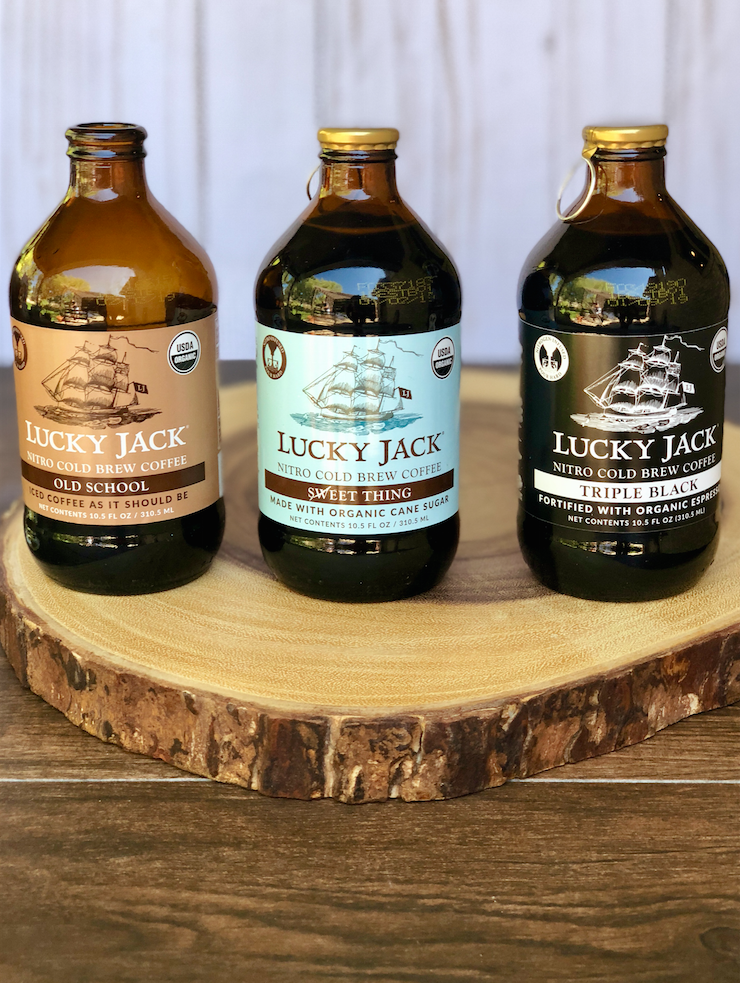 Lucky Jack Cold Brew Coffee