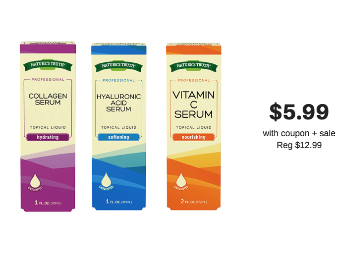 Natures Truth Coupons