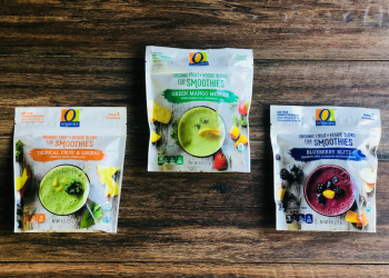 O Organics Fruit & Veggie Blend Smoothie Kits Just $2.00 Each With New Sale at Safeway