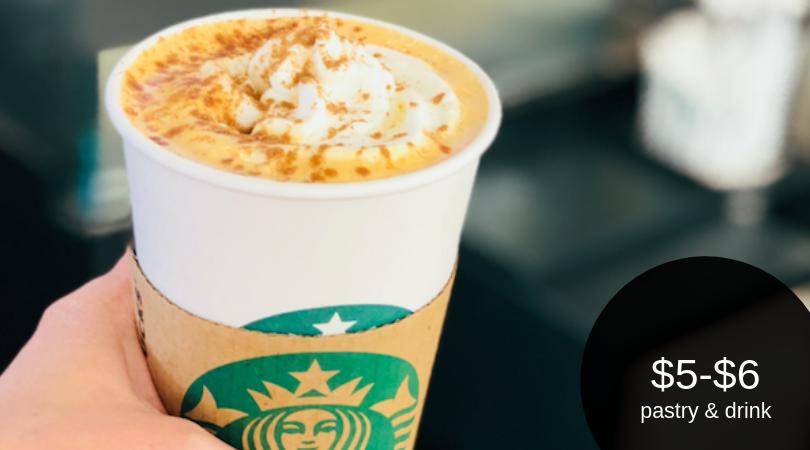 Starbucks Friday Love