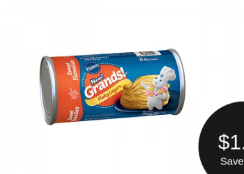 NEW Sweet Hawaiian Pillsbury Grands for $1.00