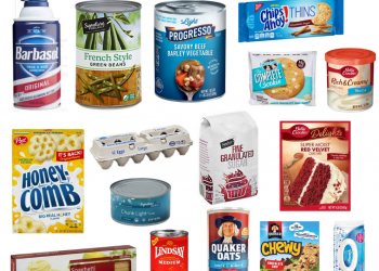 35 Items $1.00 or Less at Safeway – Sugar, Eggs, Soups, Cereal, Oats, Toothpaste and More