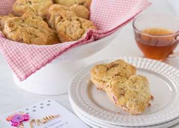 Bacon and Maple Scones Recipe