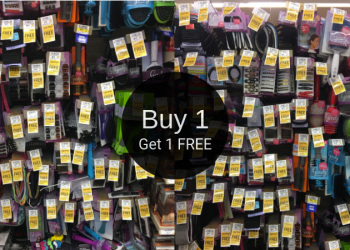 Goody Hair Care on Sale – Buy 1, get 1 FREE at Safeway
