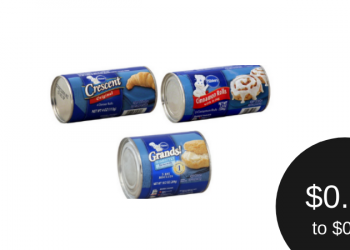 Pillsbury Coupons -> $0.50 Biscuits & $0.67 Crescent or Cinnamon Rolls