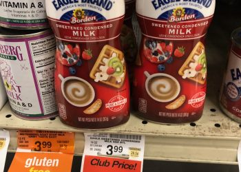 New Eagle Brand Sweetened Condensed Milk Bottles Just $1.99 at Safeway