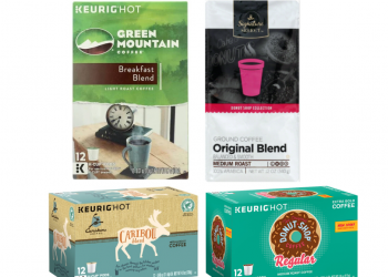 Stock up on Coffee – Green Mountain Coffee Just $2.49 With Coupons at Safeway