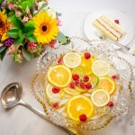 Mango Champagne Punch Recipe