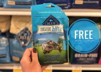 Blue Buffalo Dog Treats FREE and Cat Treats Just $.99 With Coupon and Sale at Safeway