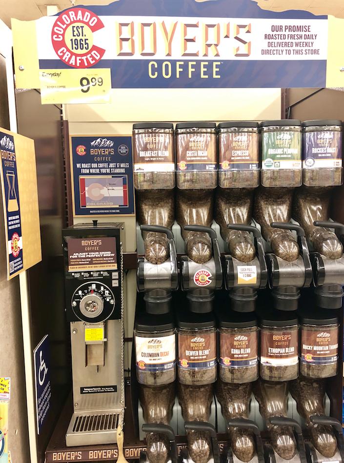 Boyer's Coffee Colorado