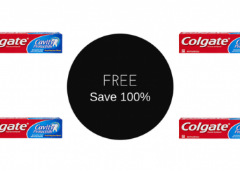 FREE Colgate Toothpaste at Safeway (Save 100%)