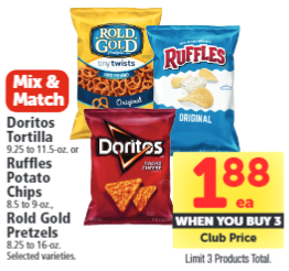 Ruffles Chips