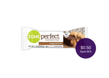 ZonePerfect Bars for as Low as $0.50 at Safeway