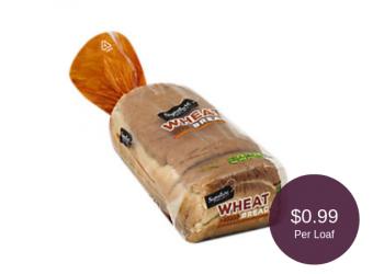 Signature SELECT Bread for $0.99