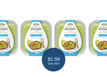 Wholly Avocado Spread for $1.99 (Save 50% at Safeway)