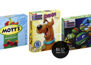 Betty Crocker Fruit Snacks for as Low as $1.17 at Safeway