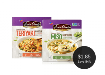 Annie Chun's Bowls for $1.85 After BOGO Coupon at Safeway