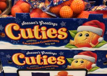 California Cuties 3 lb. Bag Just $2.88 at Safeway