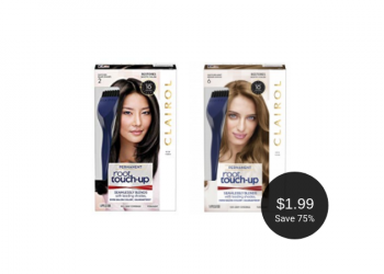 Clairol Root Touch-Up Deal = as Low as $1.99 at Safeway (Save $6)