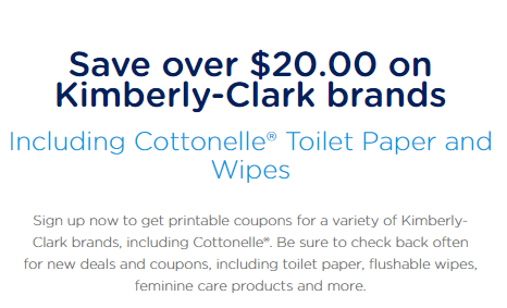 Cottonelle Flushable Wipes for Kids
