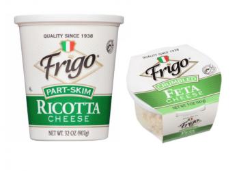 New Frigo Cheese Coupon, Save up to 62% on Frigo Ricotta and Feta Cheese at Safeway