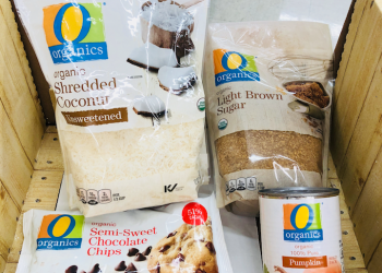 Save on O Organics Sugar, Coconut, Chocolate Chips and Pumpkin Puree With New Coupons at Safeway