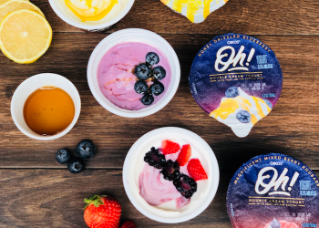 Oikos Oh! New Indulgent Double Cream Yogurt Now Available at Safeway