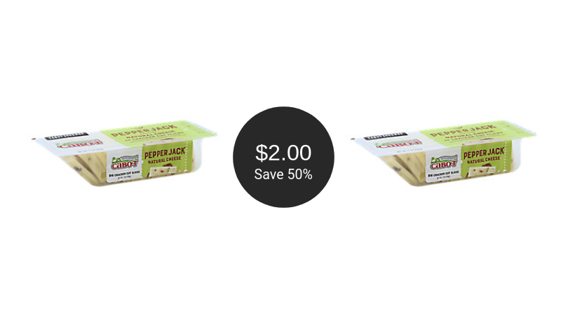 Cabot Cheese Coupon Sale 2 00 Save 50 At Safeway Super Safeway