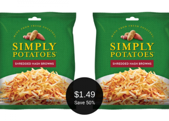 Simply Potatoes for $1.49 After Coupon & Sale at Safeway