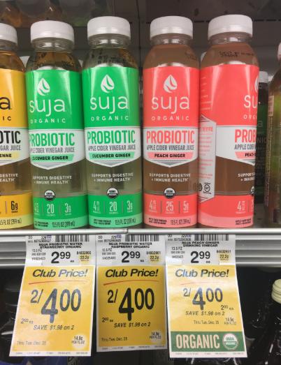 Suja Probiotic