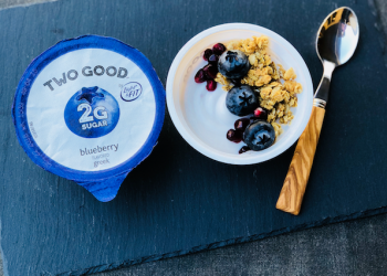 Two Good Yogurt by Light & Fit – New High Protein, 2 Grams of Sugar Greek Yogurt