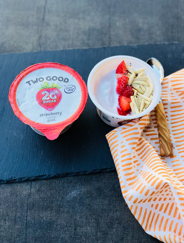 Two Good Yogurt Strawberry