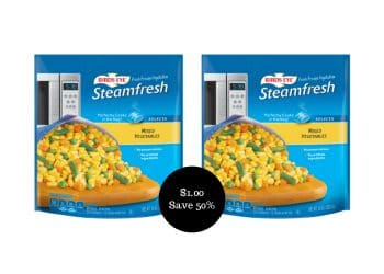 Birds Eye Veggies on Sale for $1.00 at Safeway