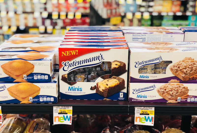Save 50 On New Entenmann S Mini S Baked Goods At Safeway
