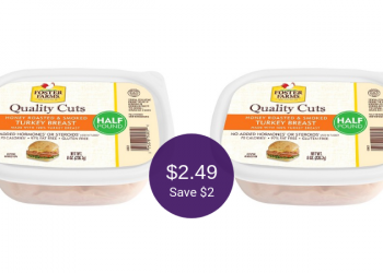 Foster Farms Quality Cuts Turkey Lunch Meat Just $2.49 at Safeway